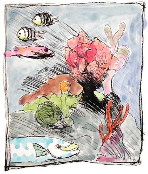 Parrot Fish W.C. web