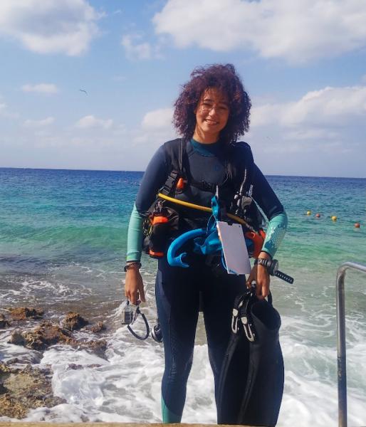 Solène Jonveaux Zoe Research Lead Biologist